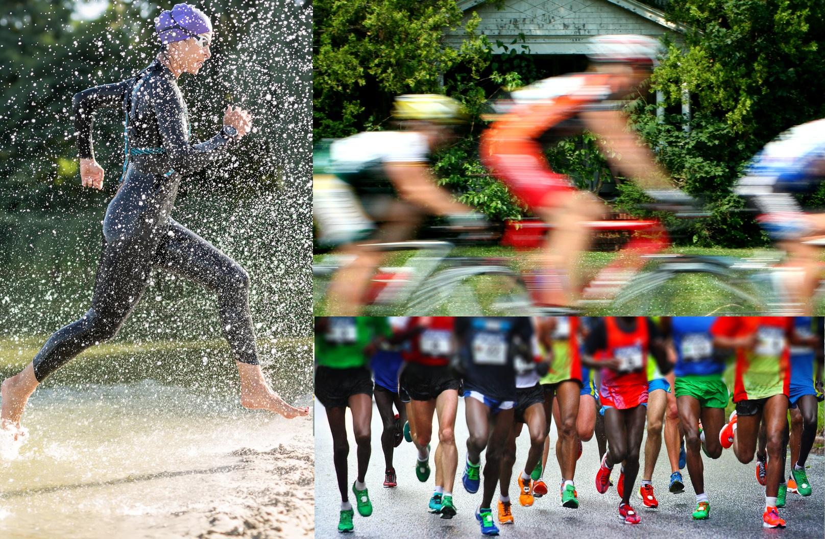 Triathlon Timing System